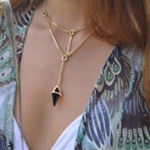 Jewelry - Double Lariat Style Necklace